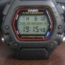 CASIO ALARM CHRONOGRAPH DW-290 SPORTS WATERRESIST WATCH