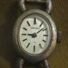 Vintage SEIKO Gold plated Mechanical Mini Micro Watch
