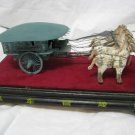 Vintage BRONZE CHARIOT & HORSES FROM QIN DYNASTY China