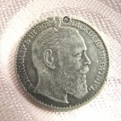 ALEXANDER III DEATH MEMORY 1894 RUSSIAN MEDAL