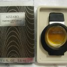 AZZARO by Azzaro Extrait Parfum / Perfume for women 1/4 fl.oz ~ Vintage ~ Boxed