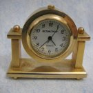 EL AL by VIVALDI Miniature Quartz Clock ISRAEL