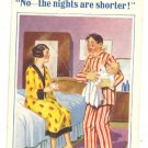 """FUNNY """"SLEEPLESS NIGHTS"""" COMICAL CARICATURE PC ENGLAND"""