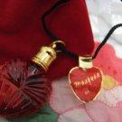 Еspiegle NOVAYA ZARYA Russian Perfume 3 ml Heart Bottle