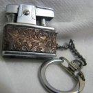 Rare Art Nouveau HAPPY Mini Micro Lighter Japan