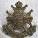 Sherwood Foresters Notts & Derby Regt. Cap badge