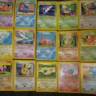 Lot of 118 Pokemon cards