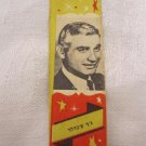 VINTAGE JEFF CHANDLER ISRAEL CHEWING GUM WRAPPER PAM PAM KOSHER
