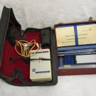 2 VINTAGE GERMAN MEDICAL DEVICES ETASCO STETHOTRON HELLIGE NORMAL HAEMOMETER