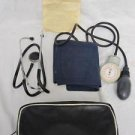 VINTAGE RUSSIAN STETHOSCOPE & SPHYGMOMANOMETER SET WITH DOCUMENTS