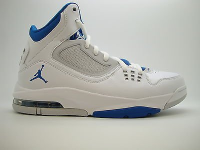 b274f611019d97  512234-105  Mens Air Jordan Flight 23 RST White Military Blue Natural Grey
