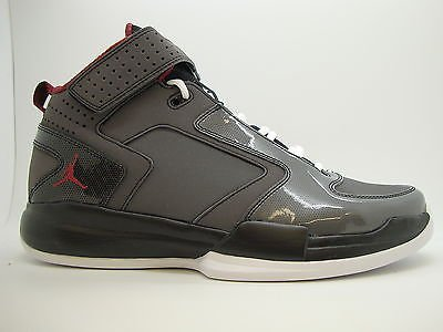 1459b54ab0450f  454043-012  Mens Air Jordan BCT MID Dark Grey Team Red Black White