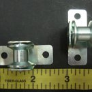 12 QTY: Metal Pulley / Cord Guide : for Roman & Other Shades  or other uses!