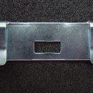 6 QTY: Vane SAVER for Vertical Blind Slat / flat / Galvanized /EASY DIY REPAIR