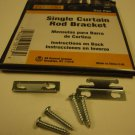 Replacement Curtain Rod Brackets sold in Pairs, includes mounting screws!