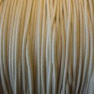 20/40 FEET:1.8mm ALABASTER LIFT CORD for ROMAN/PLEATED shades & HORIZONTAL blind