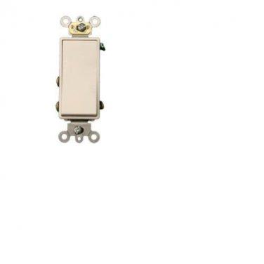 Maintained designer switch, single pole White