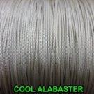 10 YARDS : 1.4 mm COOL ALABASTER Professional Grade Nylon Braided Lift Cord f...