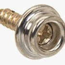 C.S. Osborne 4712SS-3/8C STAINLESS STEEL Clinch with Phillips Head Wood Screw Sn