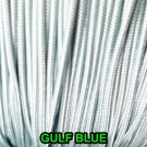 20 FEET:1.8mm GULF BLUE LIFT CORD for Blinds, Roman Shades and More
