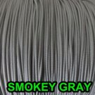 100 FEET 1.8 mm Professional Nylon Lift Cord / Blinds & Shades: SMOKEY GRAY