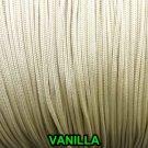 10 YARDS: 1.8 MM VANILLA Professional Grade Nylon Lift Cord For Blinds & Shades
