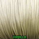 100 FEET: 1.8 MM Vanilla Professional Nylon Braided Lift Cord / Blinds & Shades