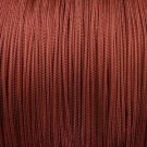 25 YARDS: 1.6 MM Garnet Professional  Braided Lift Cord for Blinds and Shades