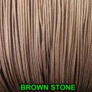 25 YARDS :1.6 MM BROWNSTONE LIFT CORD for ROMAN/PLEATED shades &HORIZONTAL blind