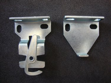 1 PAIR Rollease R3 / R8 Roller Shade Installation Brackets (#RB360)