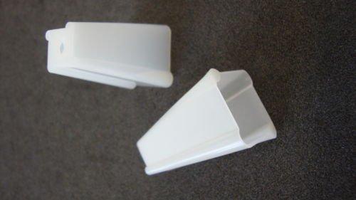 KIRSCH Cord Drop/ Plastic Square Cord Tassel