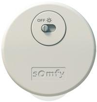 SomfyThermo Sunis Indoor WireFree RTS Sensor (MPN # 9013708)