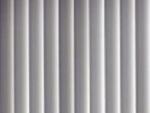 Pvc Vertical Blind Replacement Slat White 20 Pk 82 1 2 X