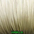 25 YARDS:1.4 MM Vanilla Professional Grade Braided Lift Cord for Blinds & Shades