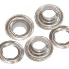 "C. S. Osborne No.SS-0: 1/4""STAINLESS STEEL GROMMETS &PLAIN WASHERS : 12 pack"