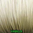 20 FEET: 0.9 MM, VANILLA Professional Grade Nylon Lift Cord For Window Treatment