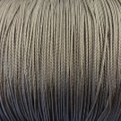 20 FEET:1.8 MM CHAR BROWN LIFT CORD for ROMAN/PLEATED shades & HORIZONTAL blind