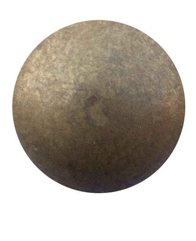 "50 QTY: C.S.Osborne & Co. No. 7254-N 5/8 - Natural Decorative Nail / post : 5/8"""