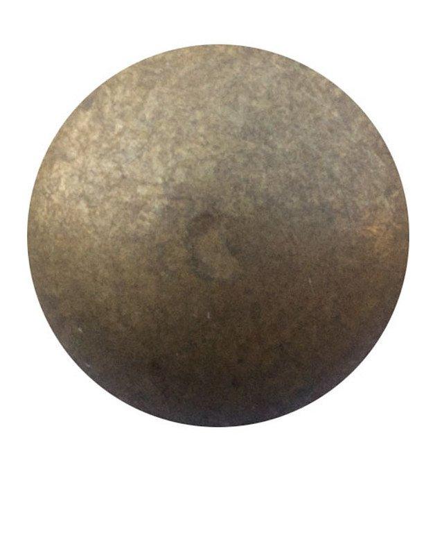 "50 QTY: C.S.Osborne & Co. No. 7256-N 5/8 - Natural Decorative Nail/ post : 5/8"""