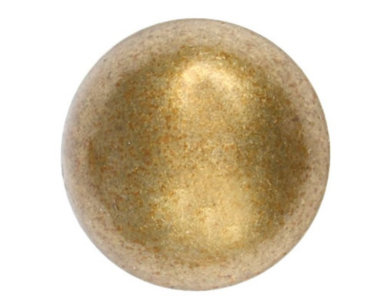 100 QTY: C.S.Osborne & Co. No. 6938-FN 1/2 - French Natural Nail - Light/ post :