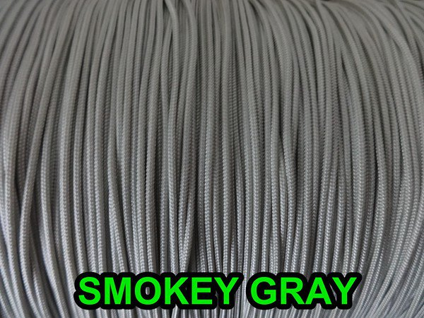 100 YARDS: 1.2 MM, SMOKEY GREY Professional Grade LIFT CORD for Window Treatment