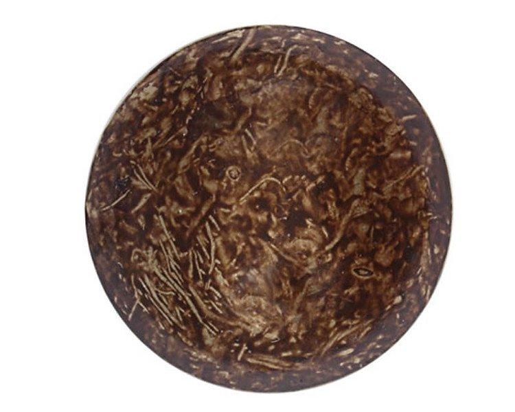100 QTY: C.S.Osborne & Co. No. 6882-OGSR 5/8  - Old Gold Speckled Dark/ post :5/