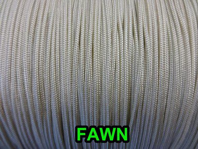 100 YARDS :1.8 MM Professional Lift Cord for Blinds and Shades , FAWN