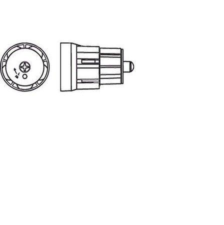 1 QTY: SOMFY LEFT LT50 ABS WHEEL (MPN# 9705415)