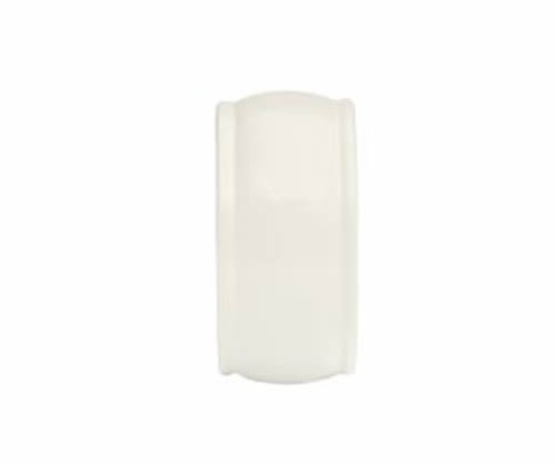 """Kirsch Wood Trends Classics End Cap Finial, for 2"""" pole, White (MPN# 46808025)"""