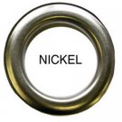 20 QTY: C.S. Osborne & Co. No N1-15 NICKEL Professional Drapery Grommets