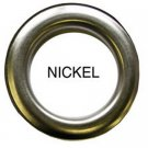 10 QTY: C.S. Osborne & Co. No N1-12 NICKEL Professional Drapery Grommets