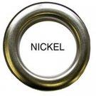 4 QTY: C.S. Osborne & Co. No N1-15 NICKEL Professional Drapery Grommets