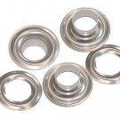 50 QTY-Osborne N3-1-NICKEL Self Piercing Grommets & Plain Washers,size 1 (13166)