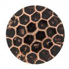 50 QTY:Osborne 7004-OCLR 1/2-Honey Old Copper Lacquered Rolled|post:1/2-head: 1/